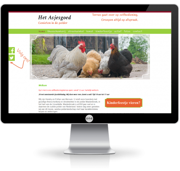 webdesign zwolle asjesgoed