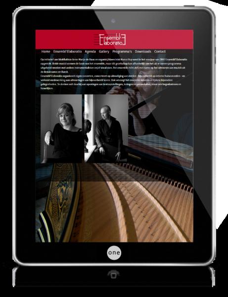webdesign zwolle ipadmuziek