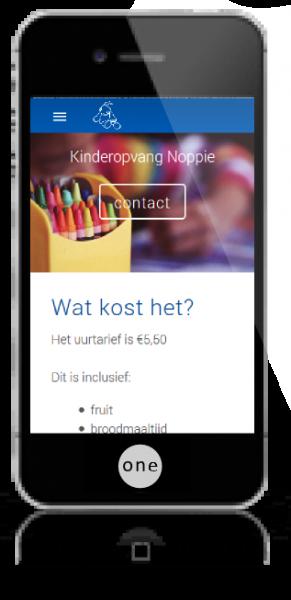 webdesign zwolle iphonenoppie