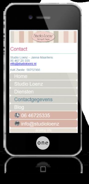 webdesign zwolle iphonestudioloenz