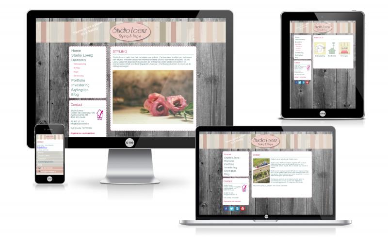 webdesign zwolle loenzmockup
