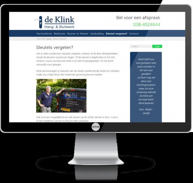 webdesign zwolle monitorklink