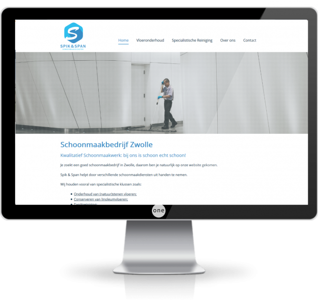 webdesign zwolle monitorspikenspan