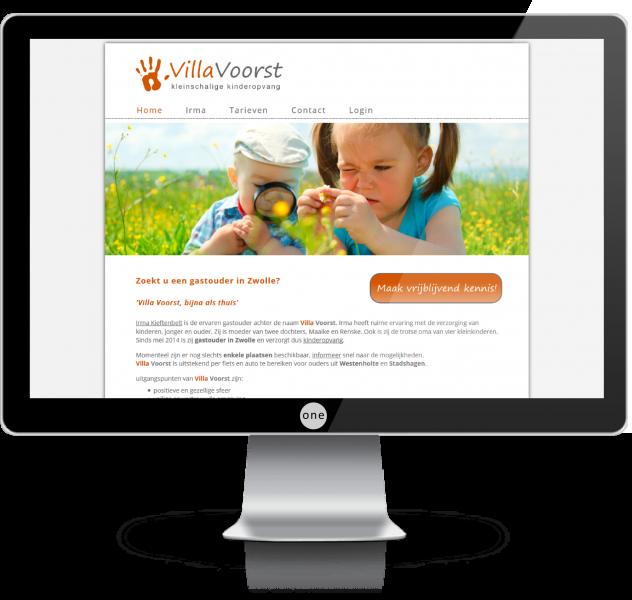 webdesign zwolle monitorvillavoorst