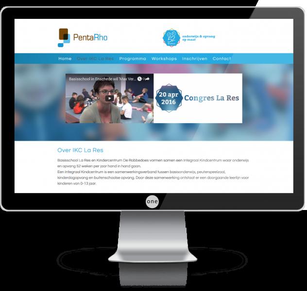 webdesign zwolle pentarho