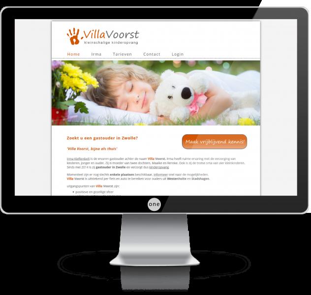 webdesign zwolle villavoorst