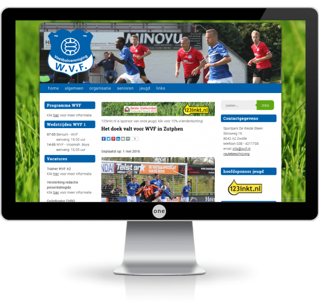 webdesign zwolle wvf